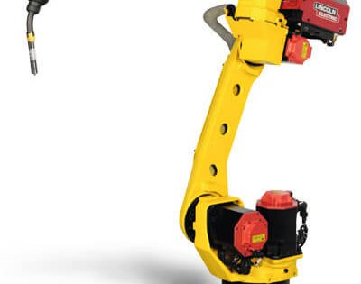 New technical capability – Fanuc Robot welding AM100